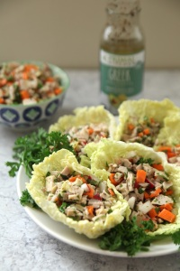 greek-chicken-salads-in-napa-cabbage-cups-1