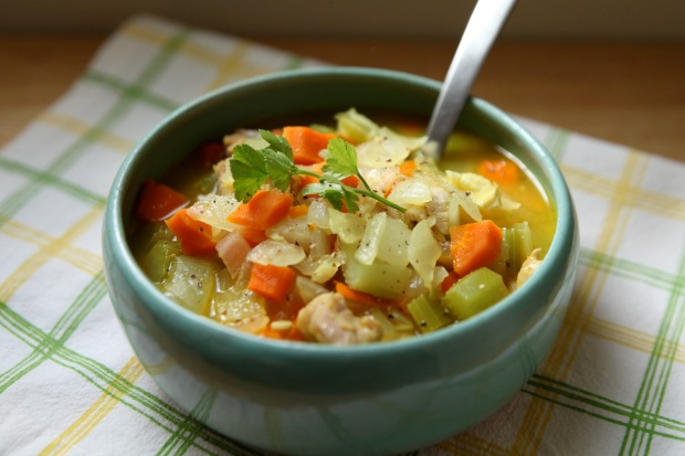 healing-chicken-veggie-soup